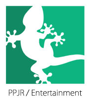 Logo PPJR: 'Tjiktjak SLASH Entertainment' (Micro Logo).